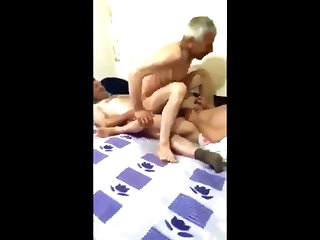bareback Turkish dads amateur