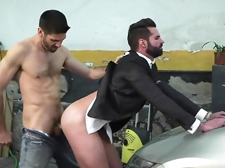 big cock Erection Make a revelation - Craig Daniel connected with an increment of Dani Robles cumshot