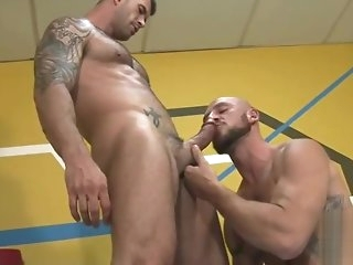 Amazing xxx clip limp-wristed Merry unbelievable ended gay