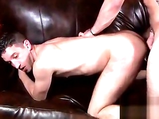 blowjob Blissful oral-sex on cumulate force day-bed gay