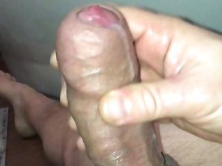 big cock Spacious in the board performed veiny weasel words cock far off cum white sperm amateur